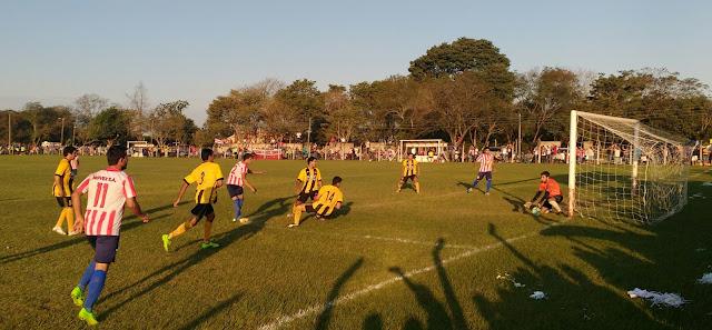 Se juegan las semis en Paraguarí