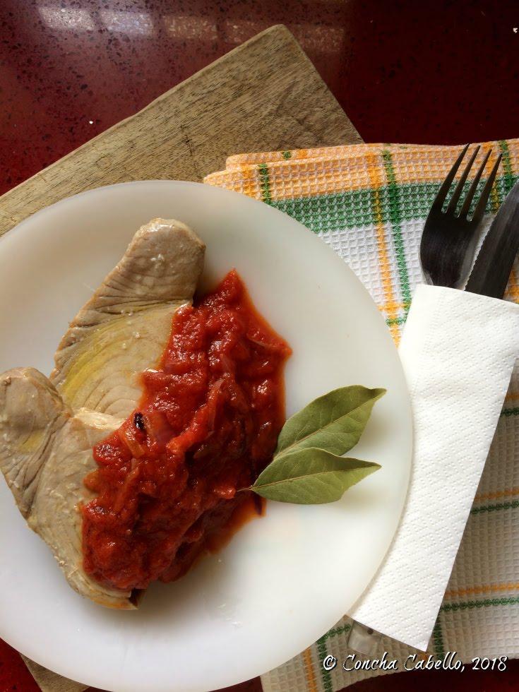 atún-salsa-tomate-frito