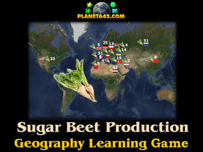 Световно Производство на Захар