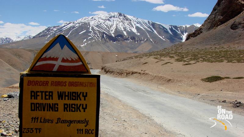 Near Tanglangla, Himalayas, India