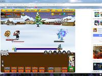 ninja saga 1 hit kill hack ( using cheat engine 6.2 ) 2012 new