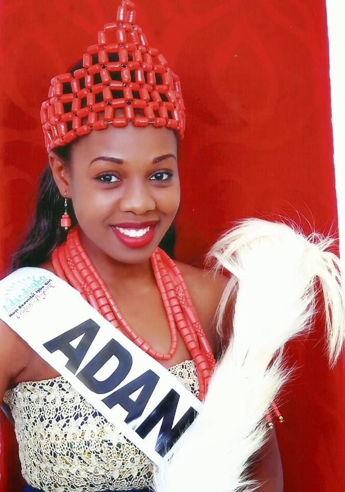 ADANDIIGBO CULTURAL PAGEANT tm.-THE MOST BEAUTIFUL IGBO