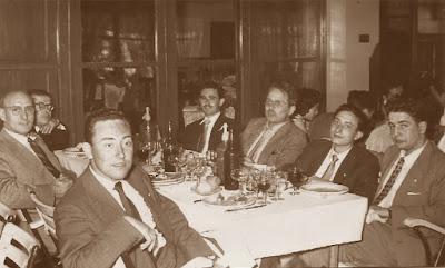 XXV Aniversario del Club Ajedrez Español en 1958