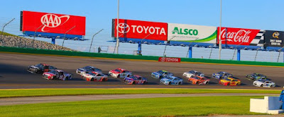Drive The Track Sale Returns - #NASCAR