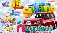 Promoção Supermercados Negreiro 2016 Aniversário Sonhos