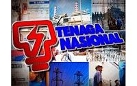 Jawatan Kerja Kosong Tenaga Nasional Berhad (TNB) logo www.ohjob.info disember 2014