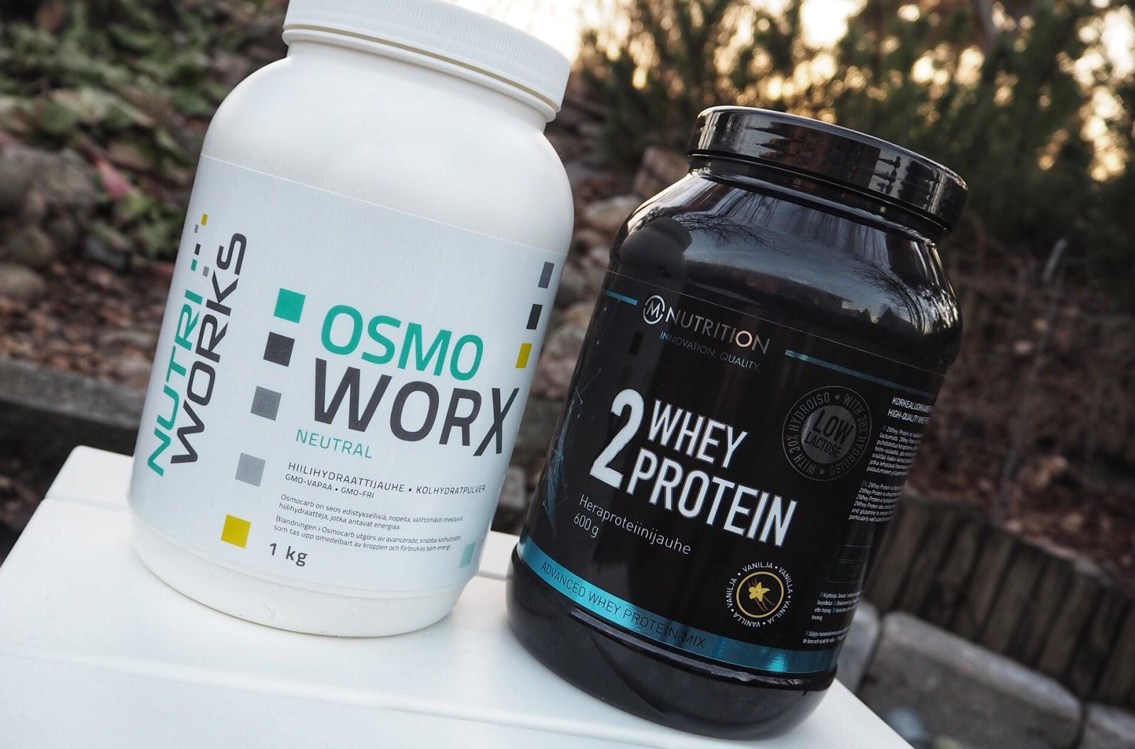 proteiini lisäravinteet