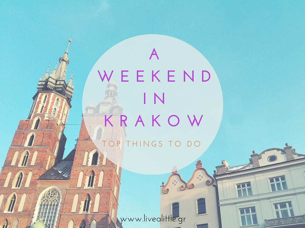 weekend krakow