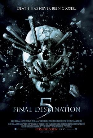 Final Destination 5 2011 Dual Audio Hindi 480p BluRay 300MB