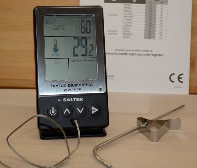 Heston Blumenthal 5 in 1 Digital Thermometer