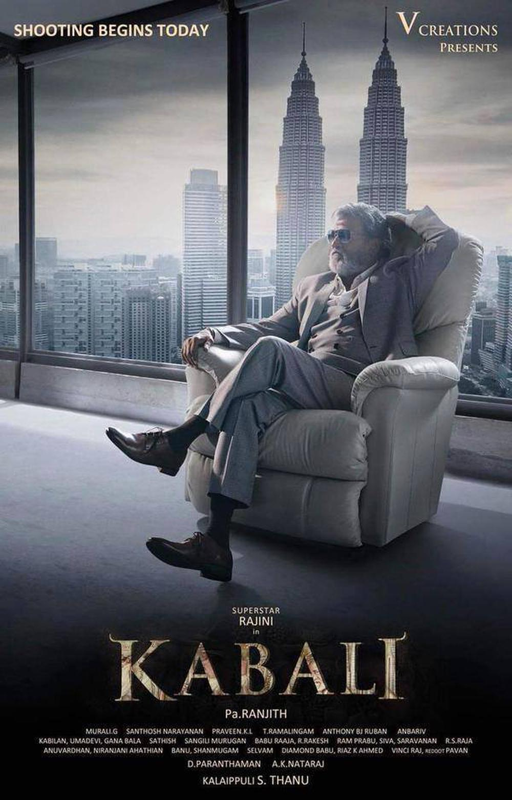 Watch Kabali (2016) DVDRip Hindi Full Movie Watch Online Free Download