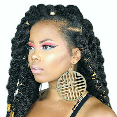 If you want unique and chic twisted hairstyles 36+ Ways To Style Havana Twist styles To Turn Your Head