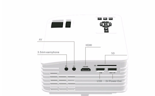 proiettore wifi hd