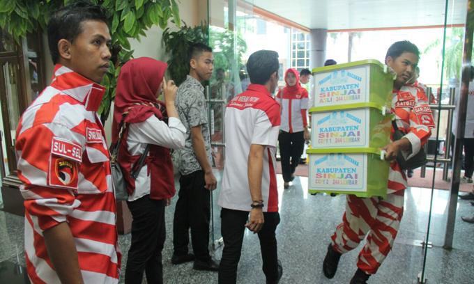 Tambahan Dukungan IYL-Cakka, KPU Janji Tak Buat 'Kesalahan' Lagi?