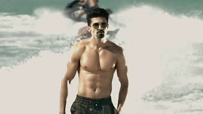 race 3 saqib saleem bodybuilders photos