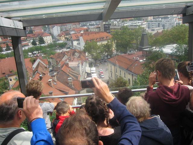 viaje eslovenia niños castillo ljubljana