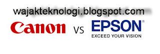 Canon dan Epson