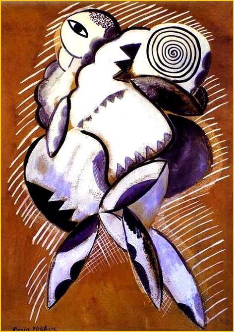 Ciclopes - Francis Picabia e suas pinturas ~ O pintor que também era poeta