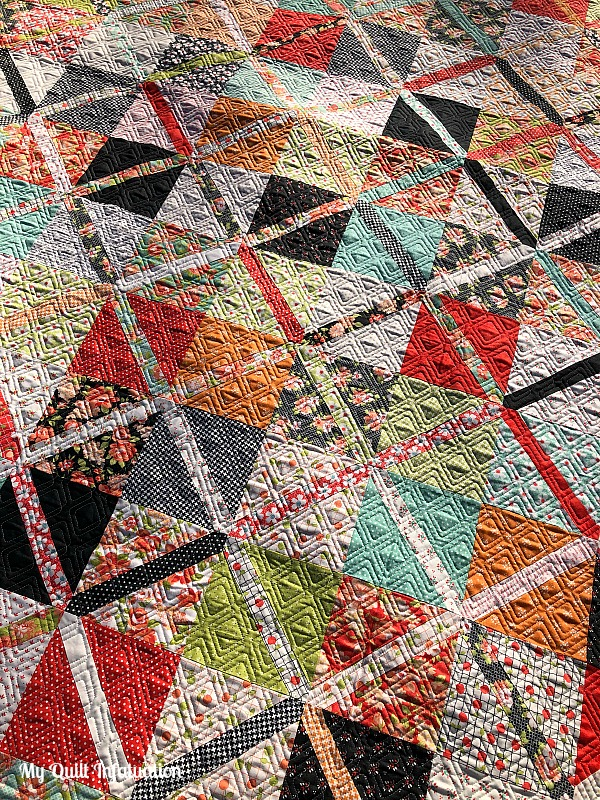 Quilts I Like - Magazine cover