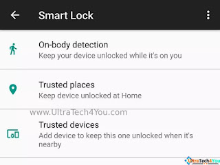Top 10 Hidden Feature For Android 2019 - UltraTech4You