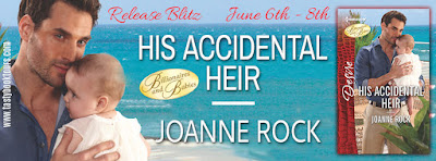 Release Blitz & Giveaway: His Accidental Heir by Joanne Rock