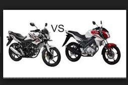 Tilik Perbandingan CB150R VS New Vixion Dan Tentukan Pilihan Motormu