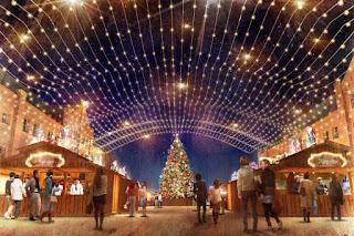 赤レンガ倉庫にサンタがくる!横浜みなとみらいでクリスマスマーケットの見どころ・イベント内容・楽しみ方