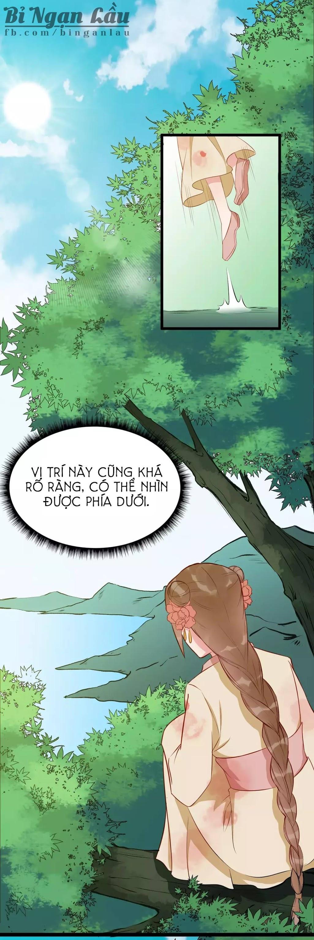 Bồng Sơn Viễn chap 42 - Trang 9