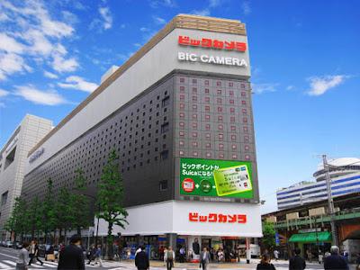 Bic Camera - Tokyo