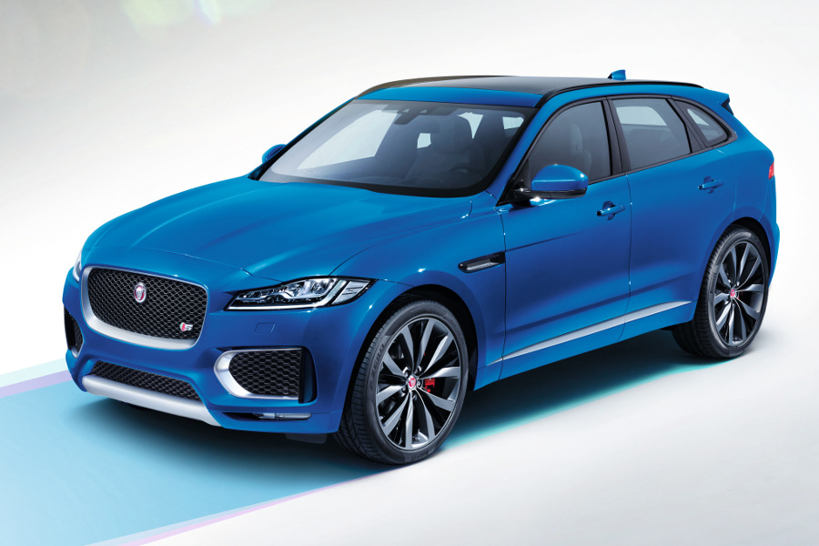 jaguar f pace first edition announced autoesque. Black Bedroom Furniture Sets. Home Design Ideas