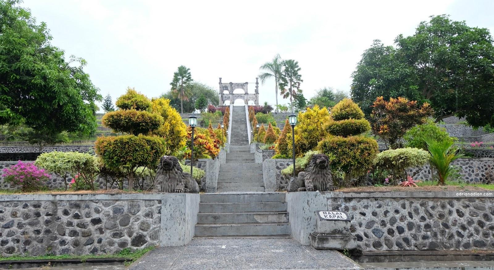 Tur Cokelat Bali Nikmatnya Cokelat Frisian Flag - Taman Ujung Bali