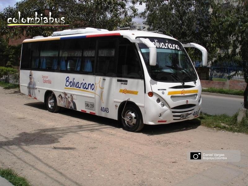 Colombiabus: abril 2011