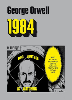 1984 El manga George Orwell