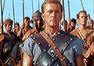 Spartacus is 101 years old: happy birthday Kirk Douglas