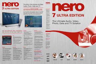 nero 7 ultra edition serial key free download