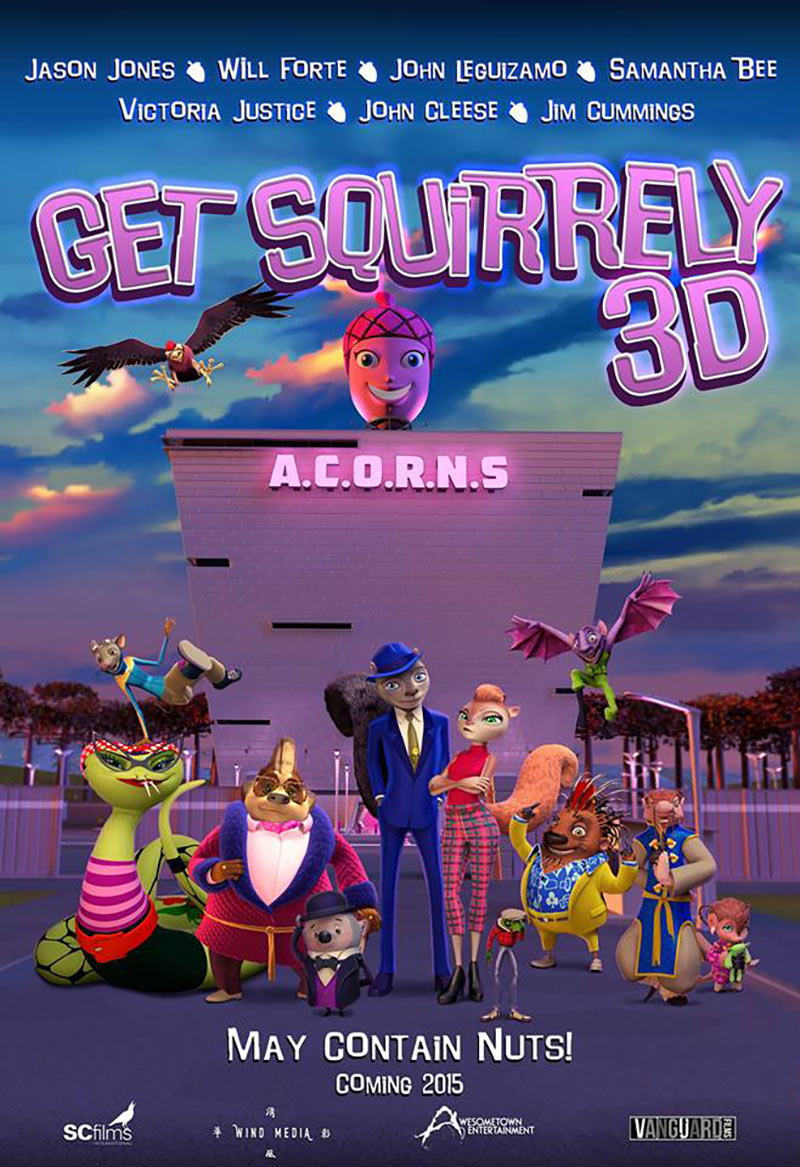Get Squirrely 2015 – Watch Movie and TV Show PubFilm HD Free