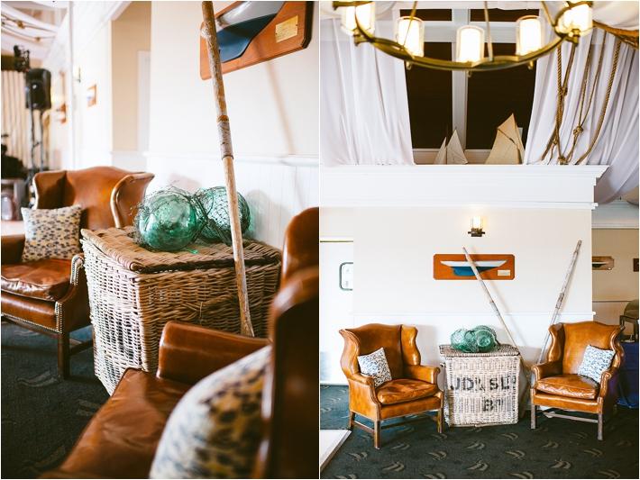 Bermuda/Nautical-Inspired Wedding | Photo by: Sargeant Creative