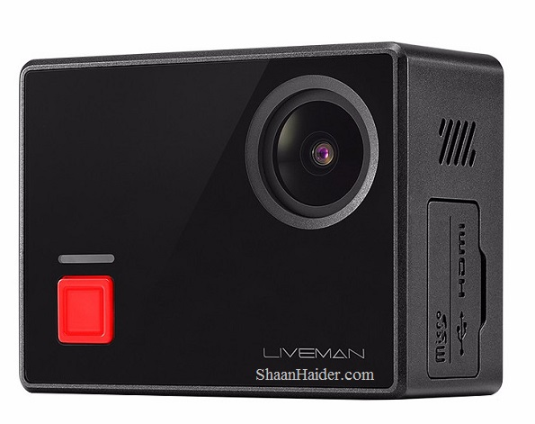 LeEco Liveman C1 Action Camera : Full Hardware Specs, Features, Price and Availability