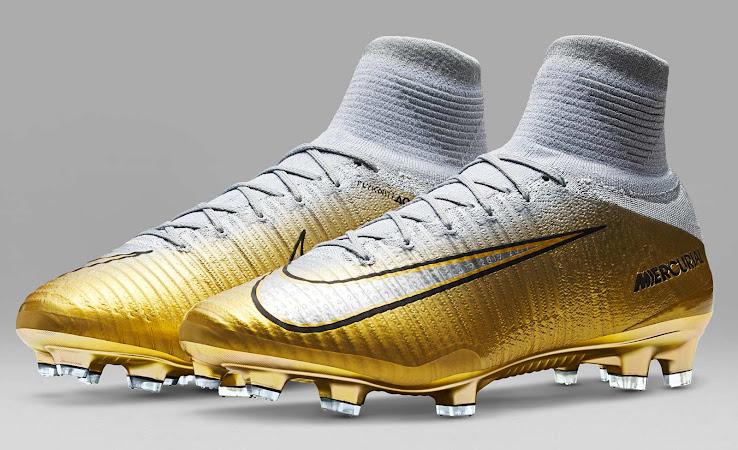 Mono despreciar Litoral  Nike regala a Cristiano Ronaldo botas nuevas por su quinto Balón de Oro