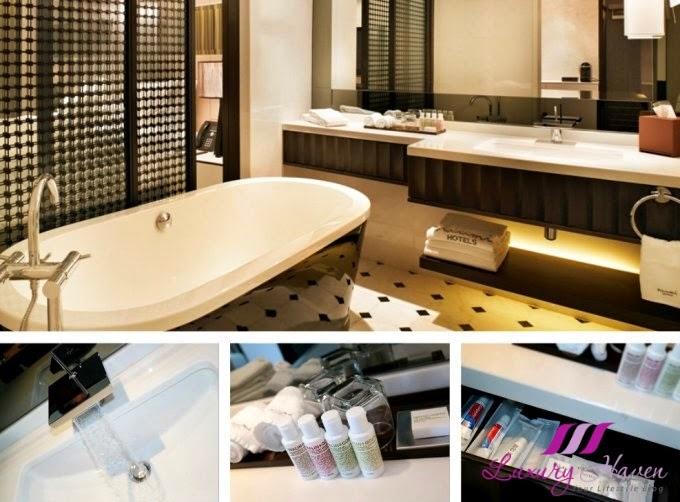 naumi hotel oasis bathroom review