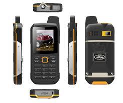 Spesifikasi Hape Outdoor Guophone V1 Walkie Talkie UHF IP67 Certified