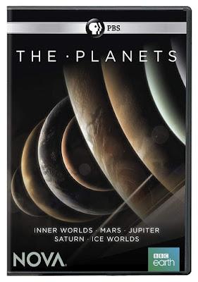 Nova The Planets Dvd