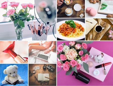 No blog da Elaine Gaspareto você encontra milhares de dicas para o seu blog e para o seu negócio online