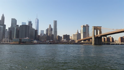 Manhattan desde Brooklyn