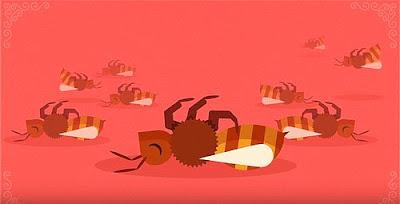 arılar ölürse, arılar neden ölür