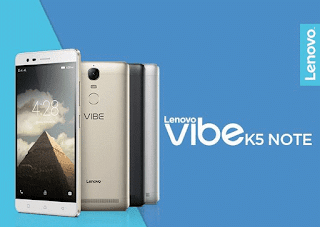 Lenovo Vibe K5 Note and Plus Version Now Available – Price in Philippines