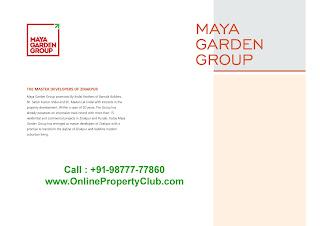 Maya Garden Magnesia Zirakpur