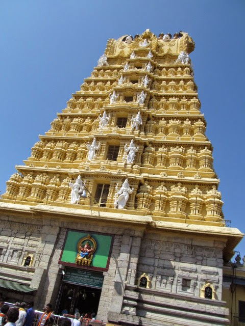 Mysore Chamundeshwari Temple