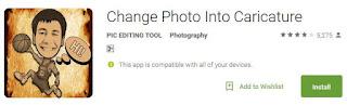 7 Aplikasi Android Edit Foto Jadi Kartun