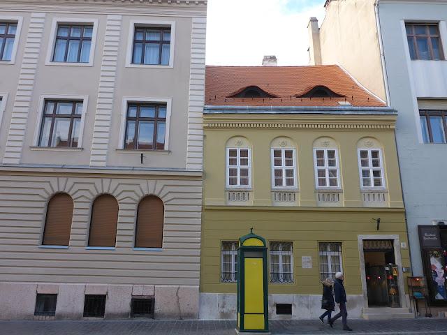 Maison dans Tarnok Utca Budapest Hongrie